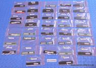 37X 16GB/8GB/4GB DDR4 RAM STICKS-MIXED STYLES- FRESH PULLS - NO FULL TEST DONE