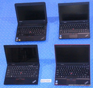 "606X LENOVO THINKPAD X130E/120E/100E NETBOOK STYLE LAPTOPS. GRADE ""B"" (COSMETIC FLAWS) FULLY TESTED"