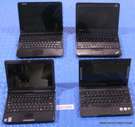 """112X LENOVO THINKPAD X131E NETBOOK STYLE LAPTOPS. GRADE """"B"""" (COSMETIC FLAWS) FULLY TESTED"""