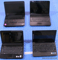 "63X LENOVO THINKPAD X131E NETBOOK STYLE LAPTOPS. GRADE ""C"" - MISSING PARTS / FUNCTIONALITY ISSUES"