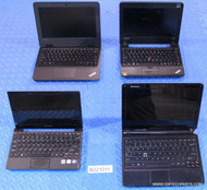 57X LENOVO THINKPAD X131E NETBOOK STYLE LAPTOPS. SCREEN ISSUES / FUNCTIONALITY ISSUES