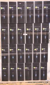 125X HP COMPAQ 8200 ELITE TOWER COMPUTERS. CORE I SERIES