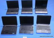 "301X DELL LATITUDE E5500 / E5400 SERIES LAPTOPS. CORE I SERIES. WHOLESALE LOT ""A"" GRADE"