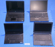 "87X DELL LAPTOPS. MIXED MODEL CORE I SERIES STYLE. WHOLESALE LOT ""B"" GRADE (COSMETIC ISSUES)"