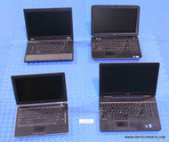 "121X DELL LATITUDE E6300 / E5500 / E5400 SERIES LAPTOPS. CORE I SERIES. WHOLESALE LOT ""B"" GRADE"
