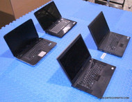 "121X DELL LAPTOPS. MIXED MODEL CORE 2 SERIES STYLE. WHOLESALE LOT ""B"" GRADE"