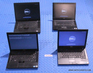 "344X DELL LATITUDE E6500 / E6400 SERIES LAPTOPS. CORE 2 SERIES. WHOLESALE LOT ""B"" GRADE"
