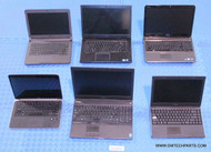 148X DELL LAPTOPS. MIXED MODEL CORE I SERIES STYLE. SCREEN / FUNCTIONALITY ISSUES