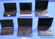 136X DELL LAPTOPS. MIXED MODEL CORE 2 SERIES STYLE. SCREEN / FUNCTIONALITY ISSUES