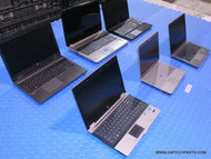 "277X HP ELITEBOOK / PROBOOK / PAVILION LAPTOPS. NEWER CPUS. GRADE ""C"" (MISSING PARTS / FUNCTION ISSUES)"