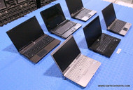 "242X HP LAPTOPS. MIXED MODELS. CORE 2 / AMD EQUIV. SERIES. GRADE ""B"" (COSMETIC ISSUES)"