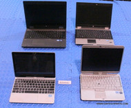 "94X HP ELITEBOOK LAPTOPS. CORE I SERIES. GRADE ""B"" (COSMETIC ISSUES)"