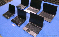 "174X HP LAPTOPS. MIXED MODELS. CORE 2 / AMD EQUIV. SERIES. GRADE ""A"""