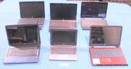 "90X HP LAPTOPS. MIXED MODELS. NEWER STYLES. GRADE ""A"""