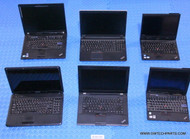 "124X LENOVO LAPTOPS. MIXED CPU TYPES. GRADE ""B"" COSMETIC ISSUES"