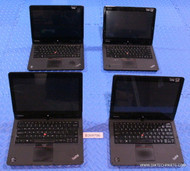 "29X LENOVO THINKPAD TWIST LAPTOPS. GRADE ""B"" COSMETIC ISSUES"