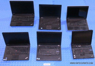 "175X LENOVO LAPTOPS. CORE I SERIES / AMD EQUIV CPU. GRADE ""A"""
