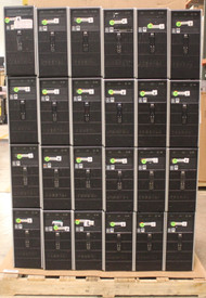 Lot of 47x HP COMPAQ DC5750 AMD X2 Tower computers -WARRANTY