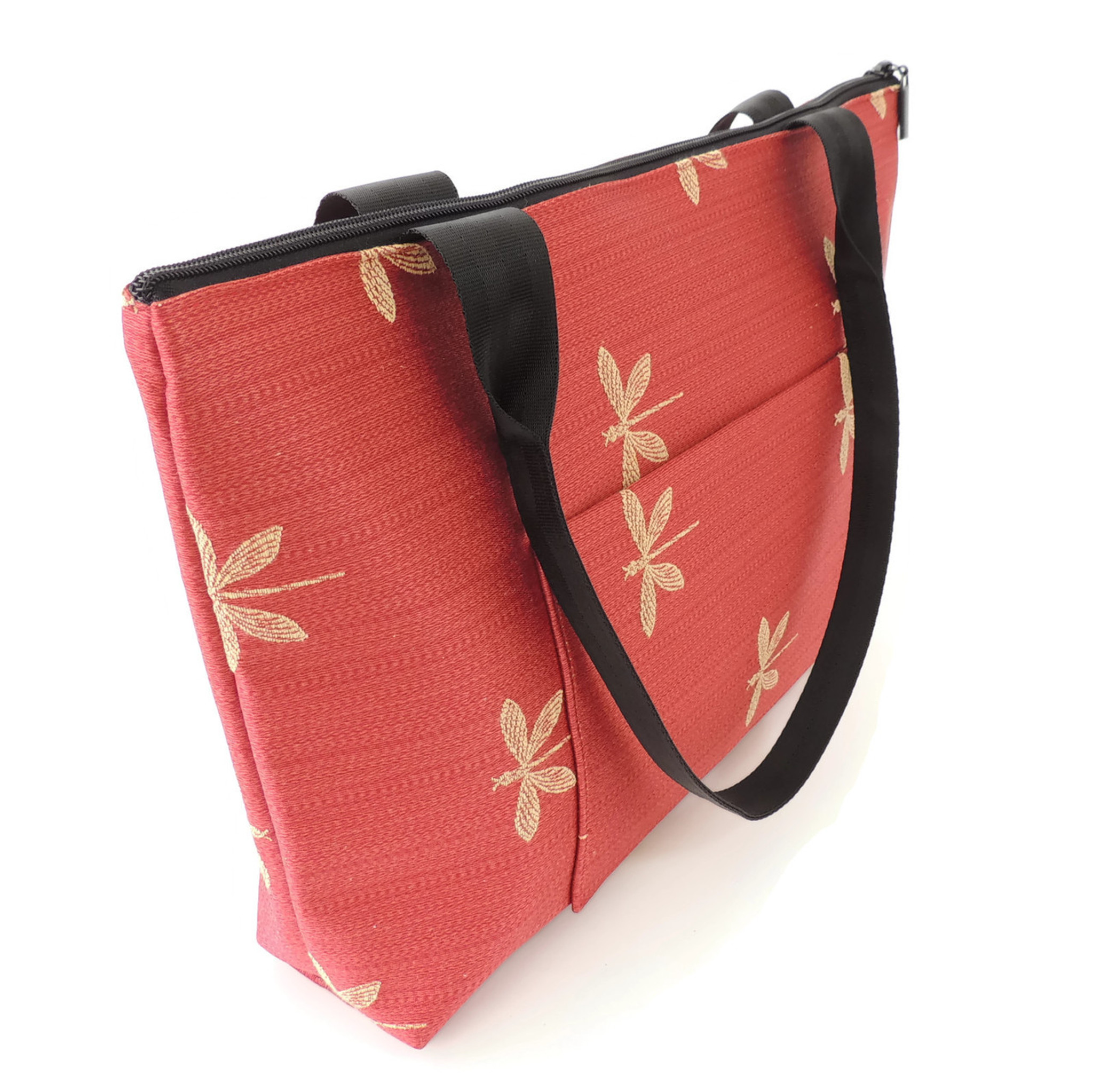 Ruby Tote in Dragonfly Rose