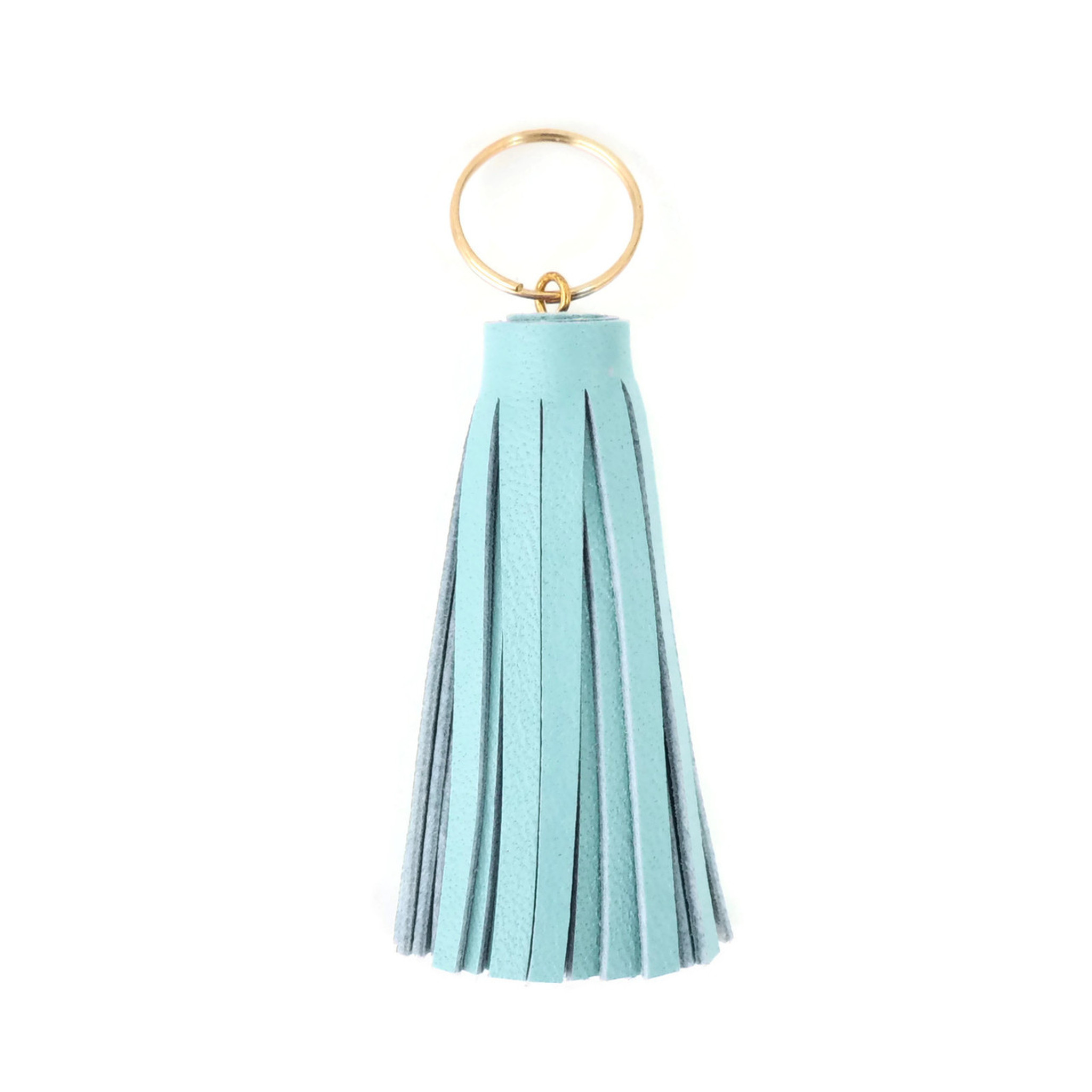 Light Blue Mini Tassel