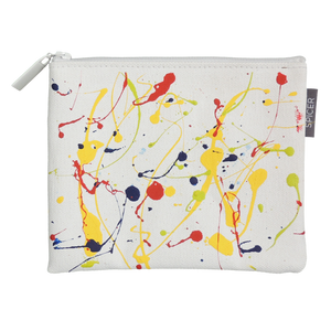 P.I.Y Primed Canvas Pouch