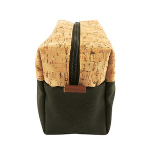 The Dopp Kit in Cork Dash.
