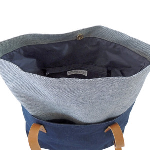 Big Boot Tote in Knoxville Denim