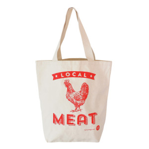 Meat Grocery Tote