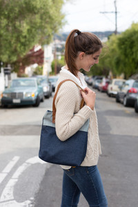 Bootie Pack in Knoxville Denim