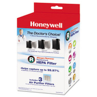 Allergen Remover Replacement HEPA Filters, 3/Pack