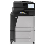 Color LaserJet Enterprise flow M880z+ Wireless MFP, Copy/Fax/Print/Scan