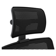 Adjustable Headrest for Endorse Series Mesh Mid-Back Work Chairs, Black