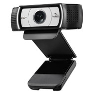 C930e HD Webcam, 1080p, Black