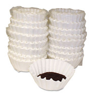 Basket Style Coffee Filters, Paper, 12 to 15 Cups, 800/Carton