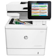 Color LaserJet Enterprise Flow MFP M577c Wireless Printer, Copy/Fax/Print/Scan