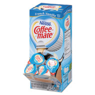 French Vanilla Creamer, 0.375oz, 50/Box