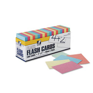Blank Flash Card Dispenser Boxes, 2w x 3h, Assorted, 1000/Pack