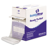 "Bubble Wrap® Cushion Bubble Roll, 1/2"" Thick, 12"" x 65ft"
