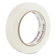 350# Premium Filament Tape, 24mm x 54.8m, Clear