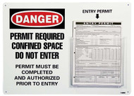 CONFINED SPACE ENTRY PERMIT HOLDER
