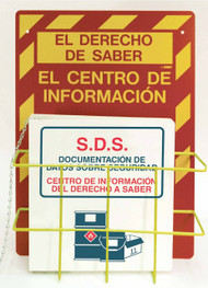 MINI RIGHT-TO-KNOW INFORMATION CENTER - SPANISH
