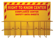 RIGHT-TO-KNOW CENTER 2 RACKS WITHOUT BINDER