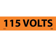 115 VOLTS ELECTRICAL MARKER