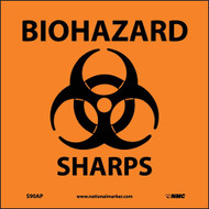 BIOHAZARD STRIPS LABEL