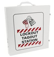 LOCKOUT TAGOUT STATION - CABINET ONLY