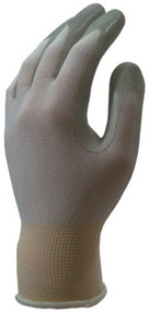 13 gauge, 100% Nylon shell, grey nitrile palm - XS-2XL