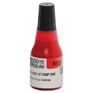 Pre-Ink High Definition Refill Ink, Red, 0.9 oz. Bottle