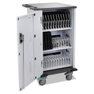 """YES36 Charging Cart for Mini-Laptops, 23.2"""" x 23.4"""" x 41.5"""""""
