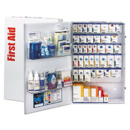 ANSI 2015 Smart Comp Foodservice First Aid Cabinet w/o Meds, 200 People, 784 Pcs