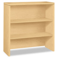 10500 Series Bookcase Hutch, 36w x 14-5/8d x 37-1/8h, Natural Maple